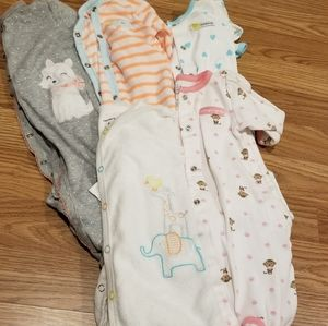 3-6month sleepers